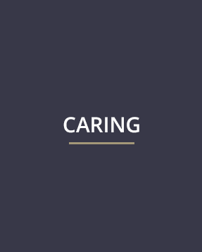 Our Mission - caring